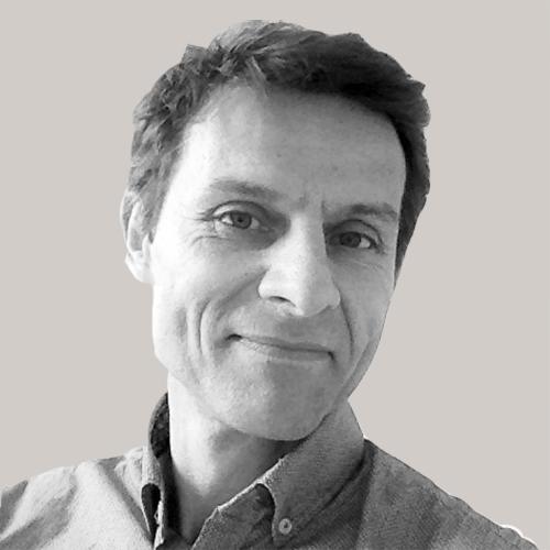 Portrait Gilles Saunier